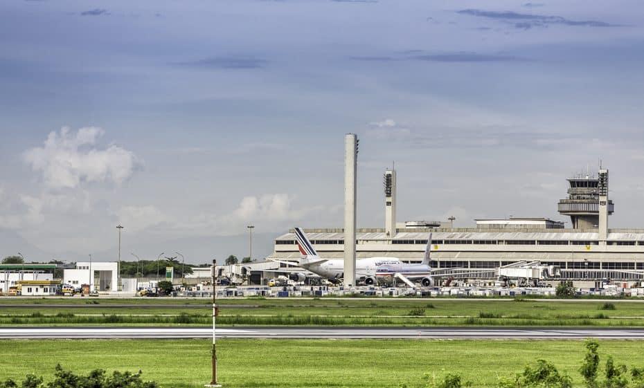 Teléfono Aeropuerto Internacional de Galeão