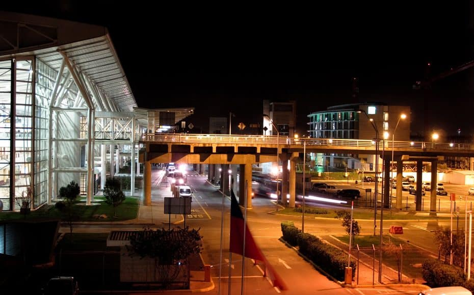 Teléfono Aeropuerto Internacional Comodoro Arturo Merino Benítez