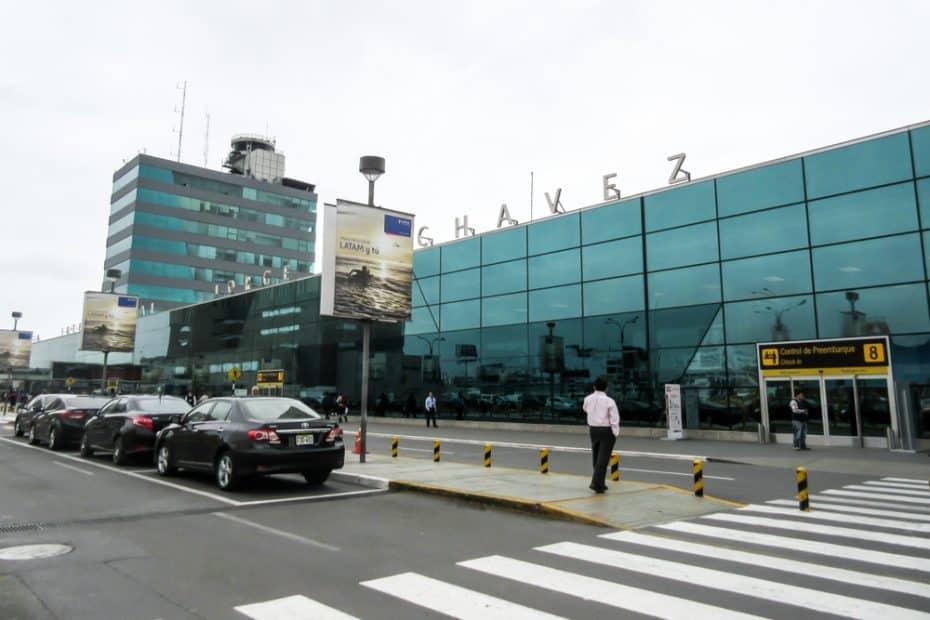 Teléfono Aeropuerto Internacional Jorge Chávez
