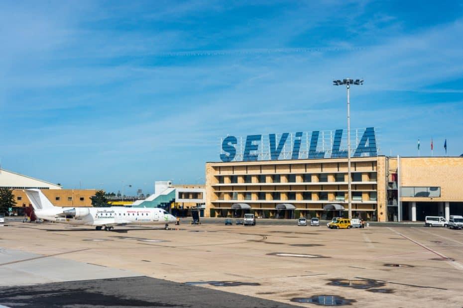 Teléfono del Aeropuerto de Sevilla