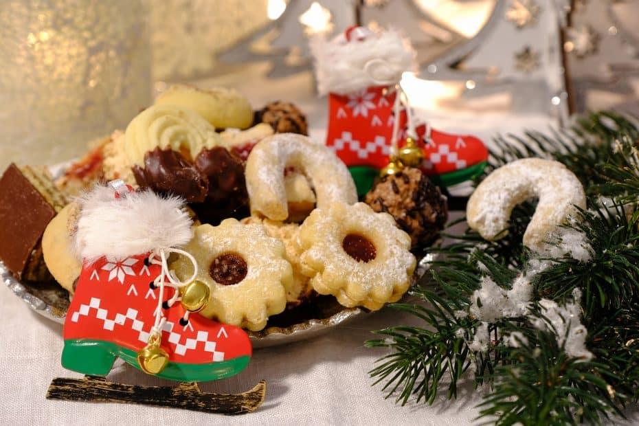 postres tipicos de navidad