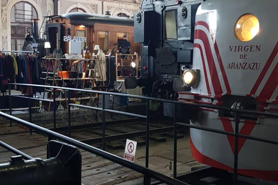 Precio entrada Museo del Ferrocarril de Madrid