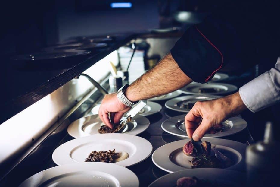 Precio Menú Restaurante ABAC