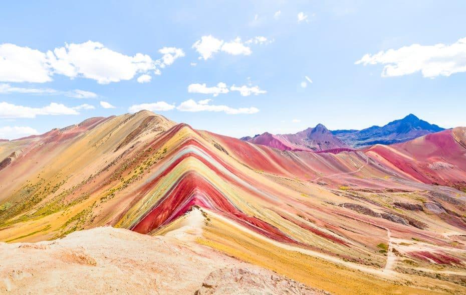 Qué ver y hacer en Montaña Arcoíris, Perú