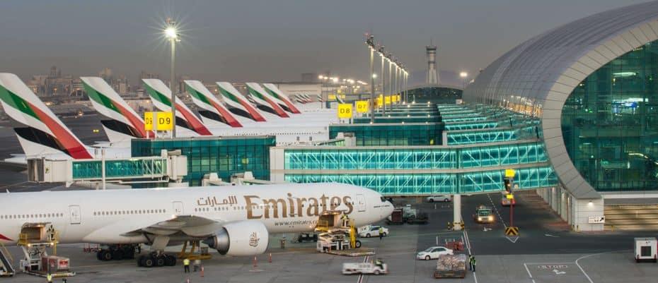 Teléfono Aeropuerto Internacional De Dubái