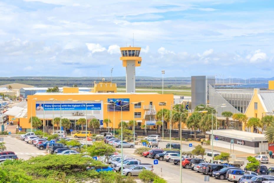 Teléfono Aeropuerto Internacional Hato