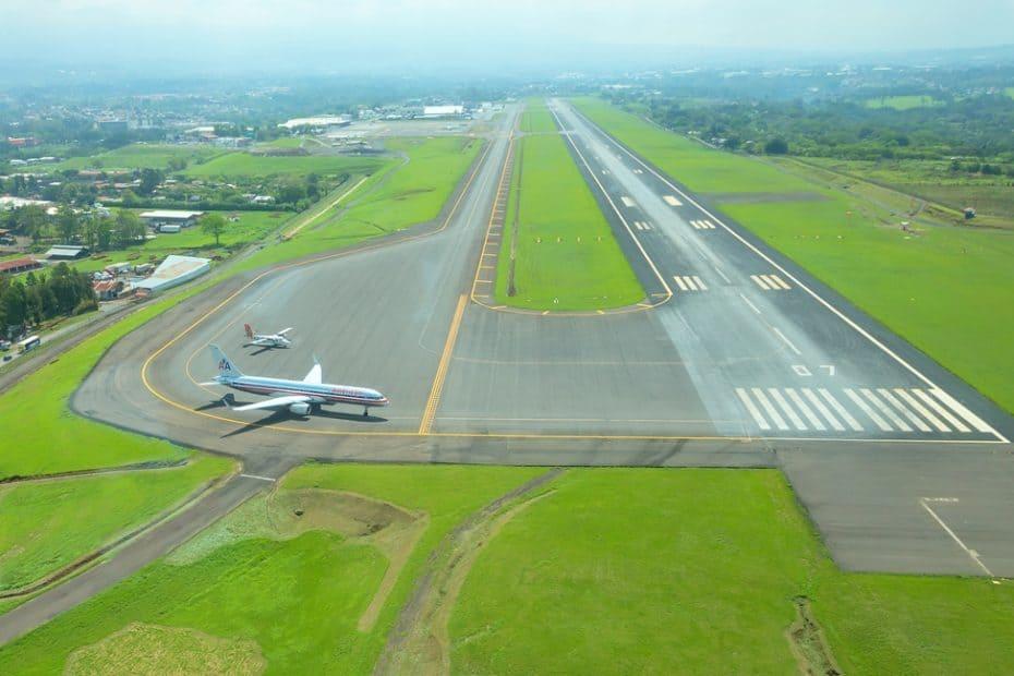 Teléfono Aeropuerto Internacional Juan Santamaría