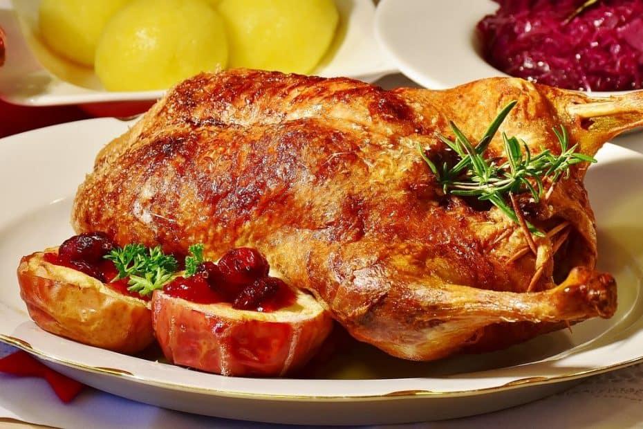 platos tipicos de navidad