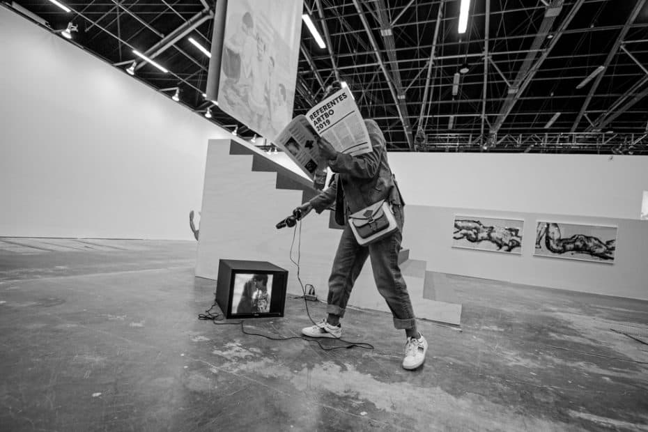 ARTBO, la Feria Internacional de Arte de Bogotá