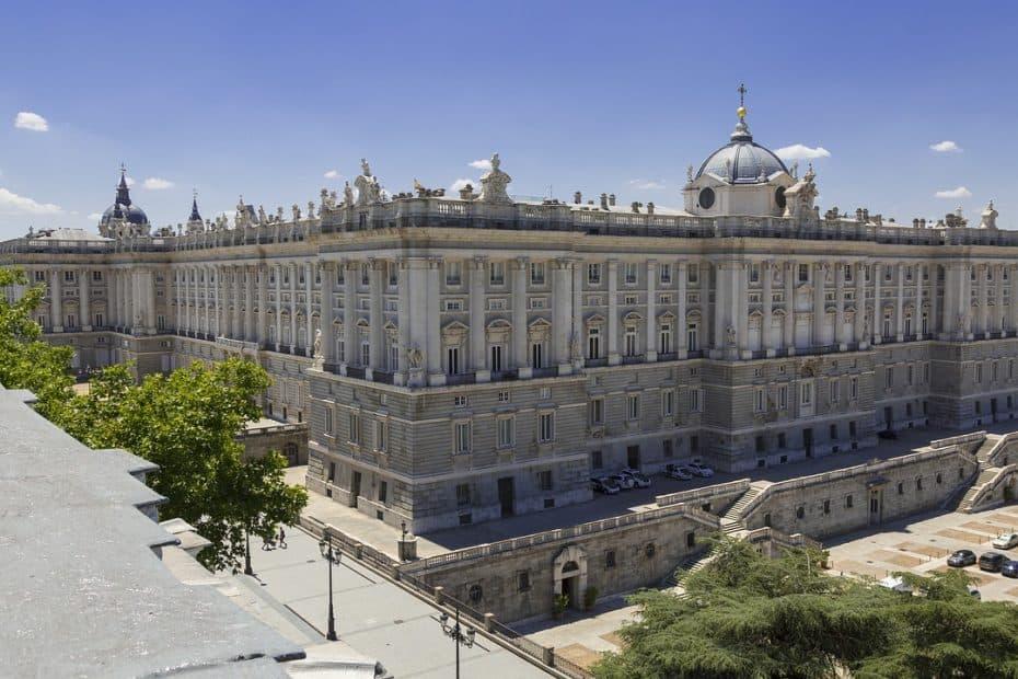precio entrada palacio real de madrid