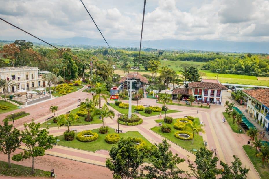 Parque Nacional del Café