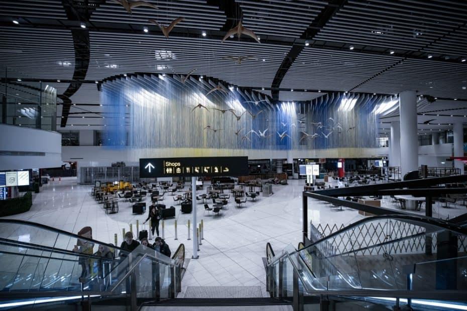 Teléfono Aeropuerto Internacional de Auckland