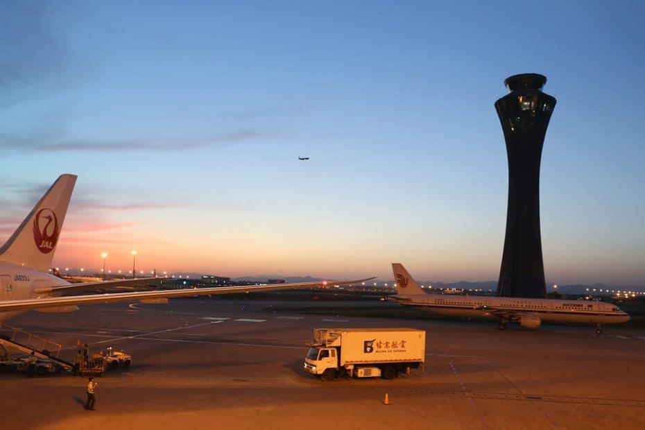 telefono aeropuerto internacional de pekin