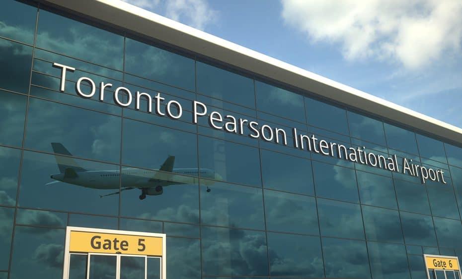 Teléfono Aeropuerto Internacional de Toronto Pearson