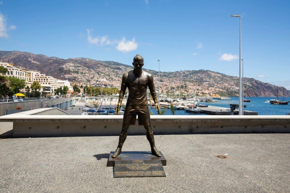 ¿Cómo es la casa de Cristiano Ronaldo en Madeira?