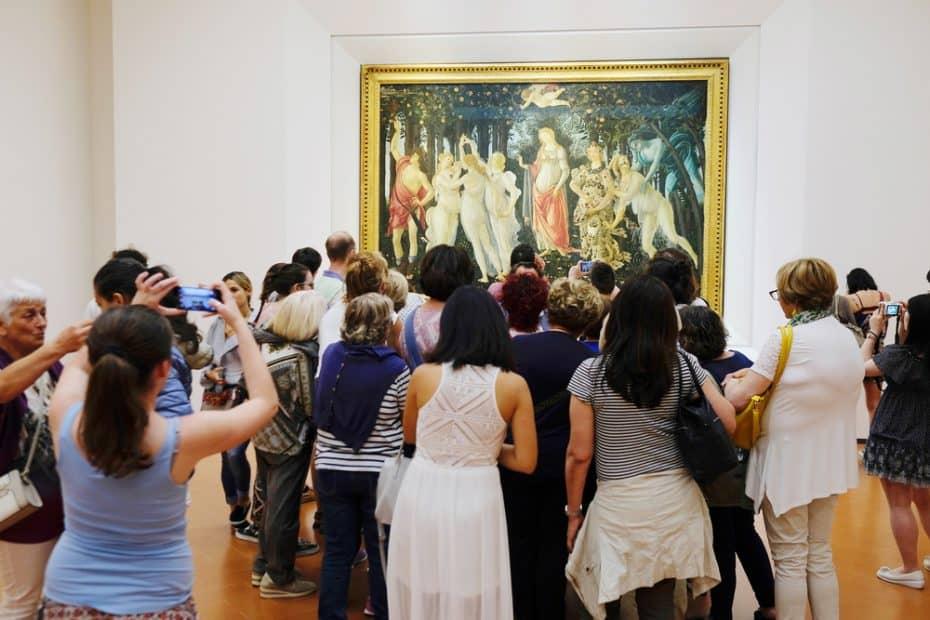 Significado de La Primavera de Sandro Botticelli