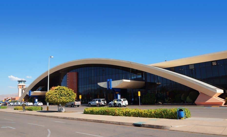 Teléfono Aeropuerto de Cochabamba