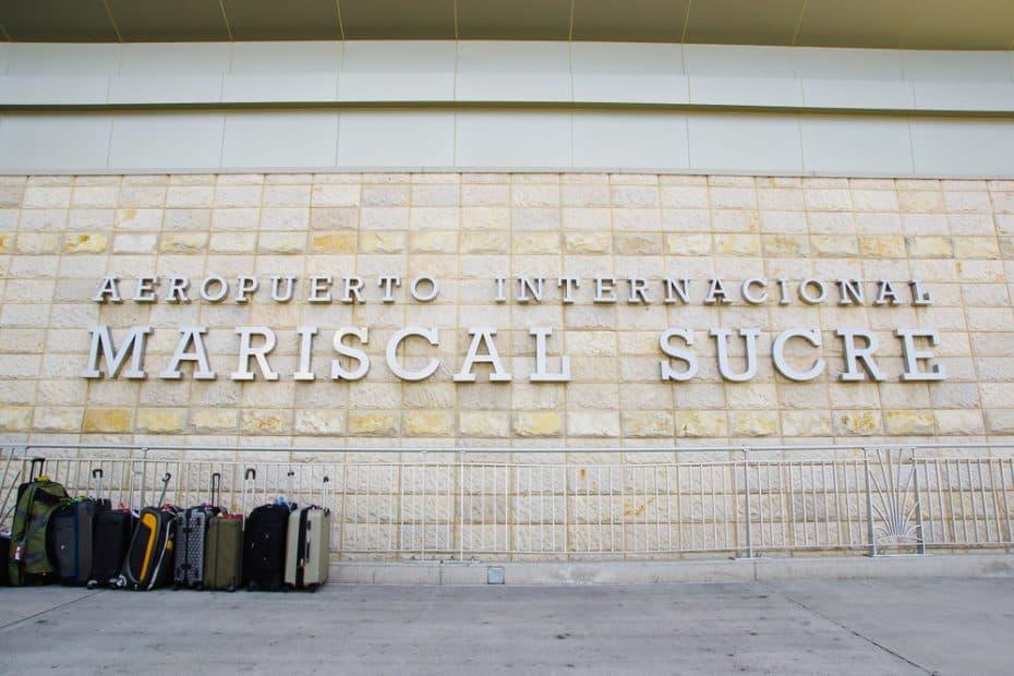 Teléfono del Aeropuerto de Quito