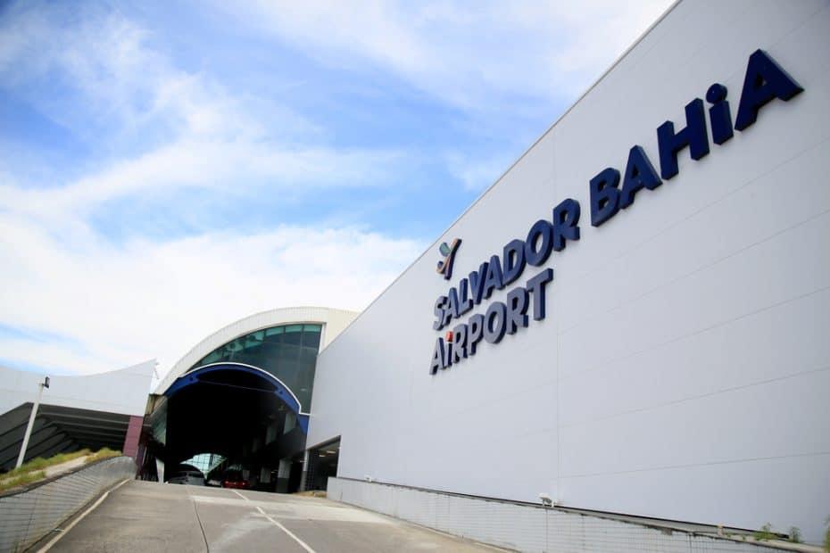 Teléfono Aeropuerto de Salvador de Bahía