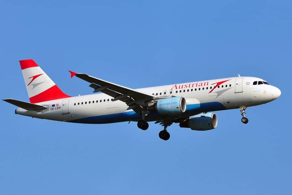 Equipaje de mano de Austrian Airlines