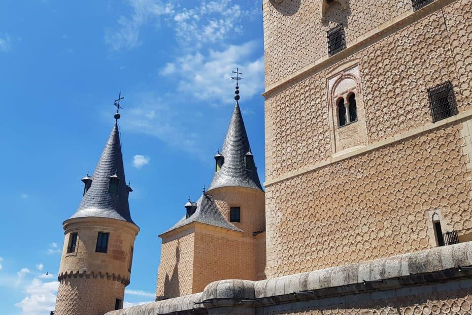 Precio Entradas Alcázar de Segovia