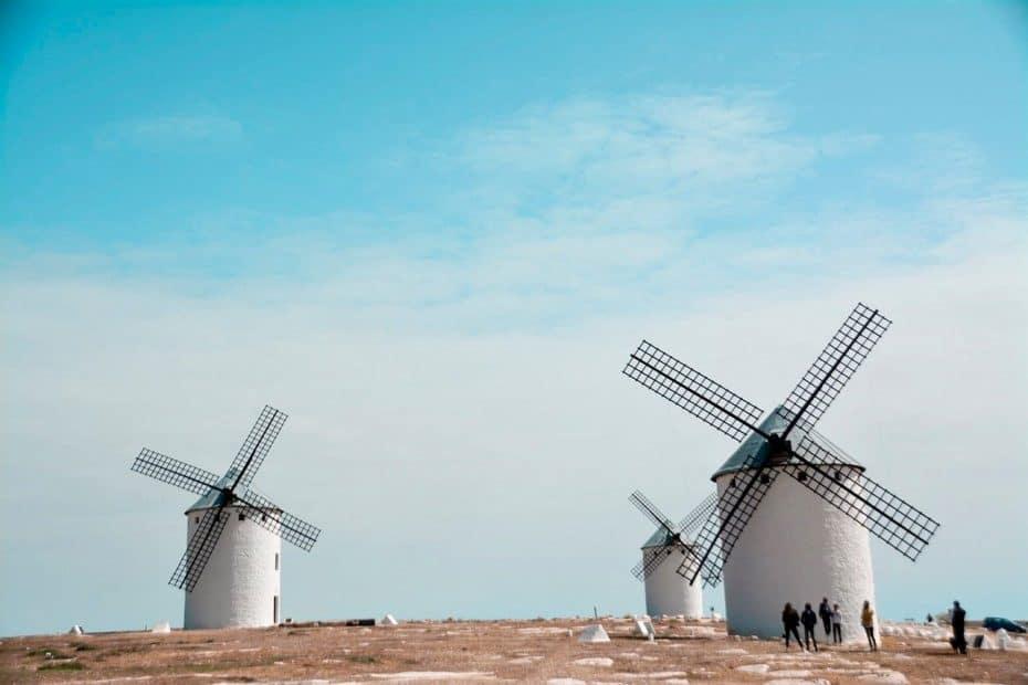 precio entrada molinos de viento de campo de criptana