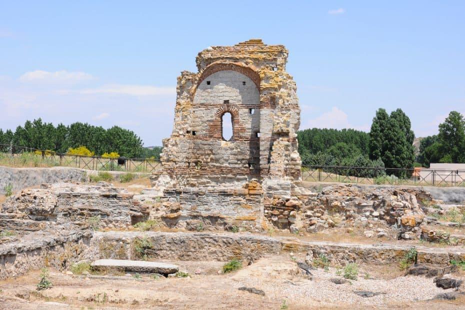 Precio de las entradas del Parque Arqueológico de Carranque