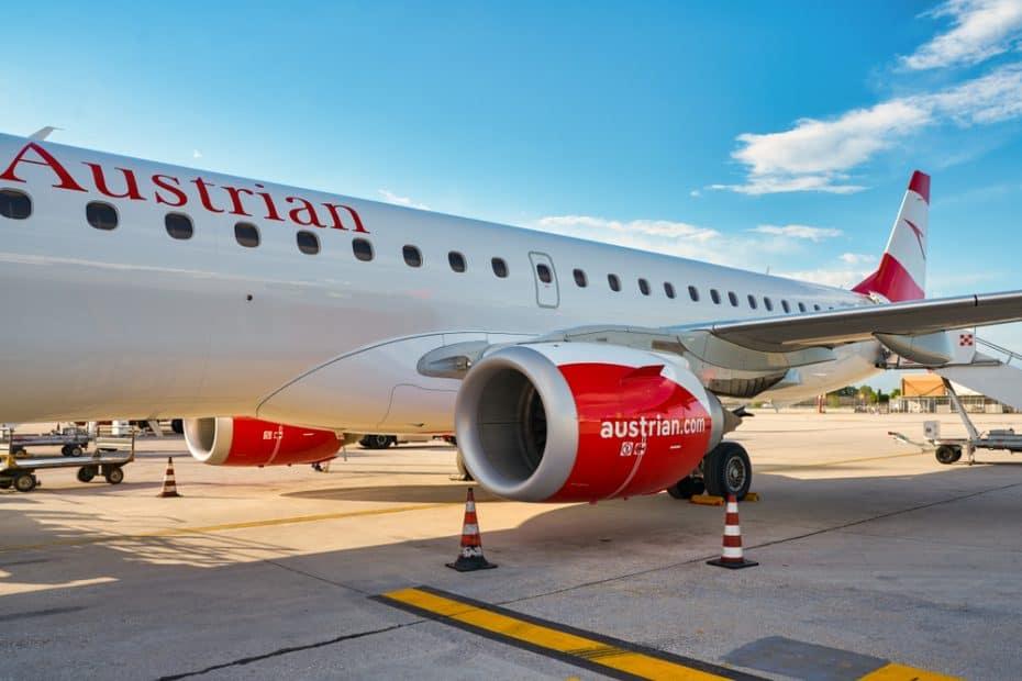 precio facturar maleta austrian airlines