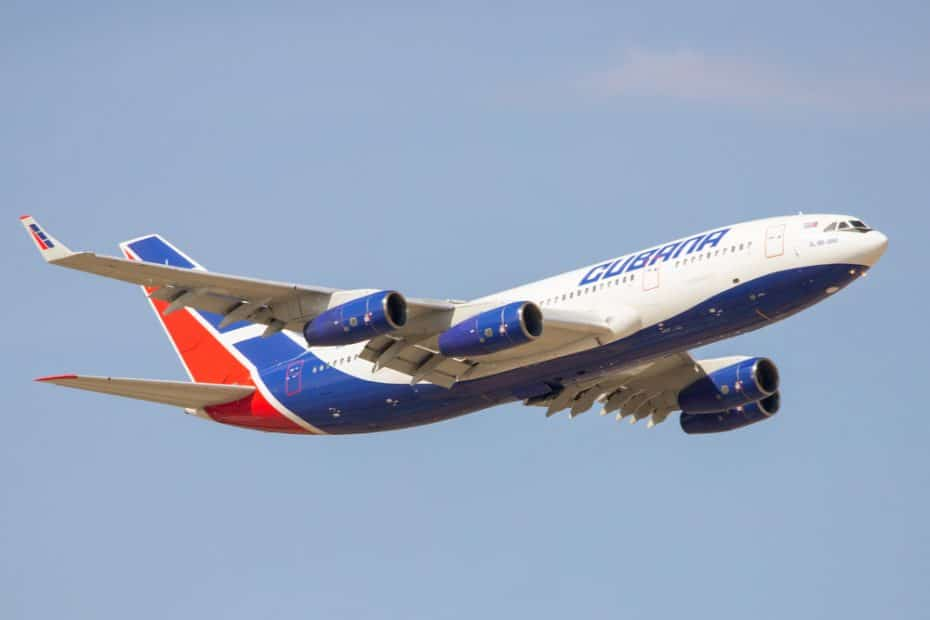 Precio facturar maleta adicional con Cubana de Aviación