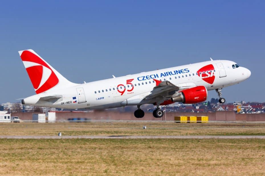 precio facturar maleta czech airlines