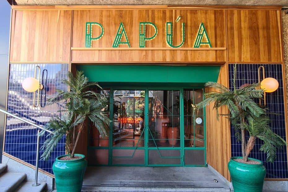 Precio Menú RESTAURANTE PAPÚA Colón