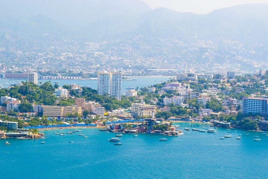 que ver en acapulco