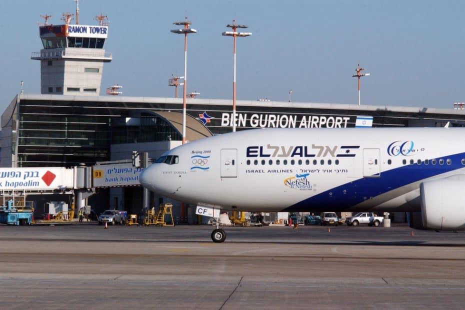 Teléfono Aeropuerto Internacional de Ben Gurion