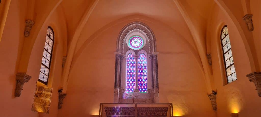 horario del monasterio de piedra