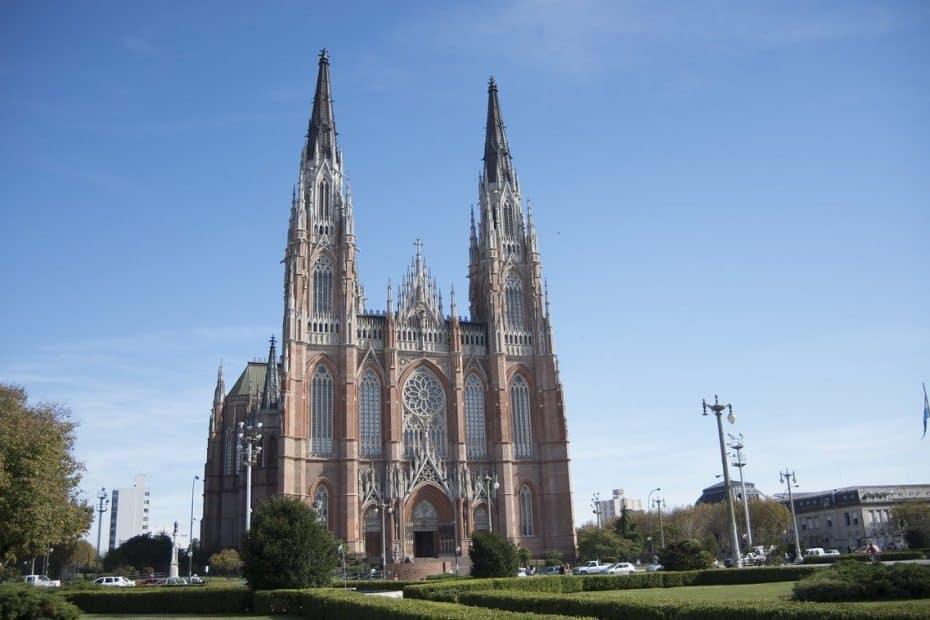 precio de la entrada a la catedral de la plata de buenos aires