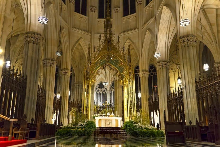precio de la entrada a la catedral de san patricio de nueva york