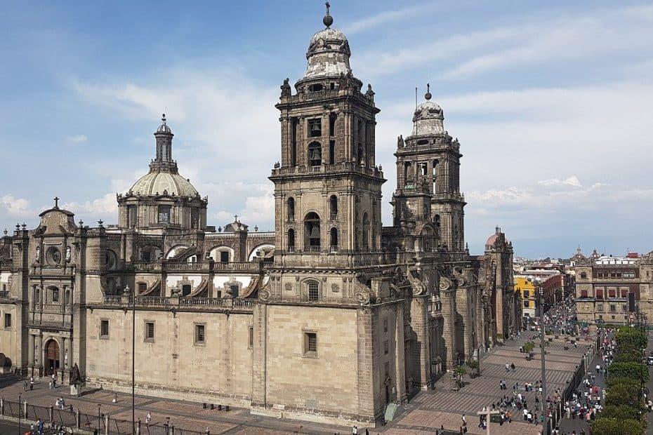 precio entrada a la catedral metropolitana de ciudad de mexico