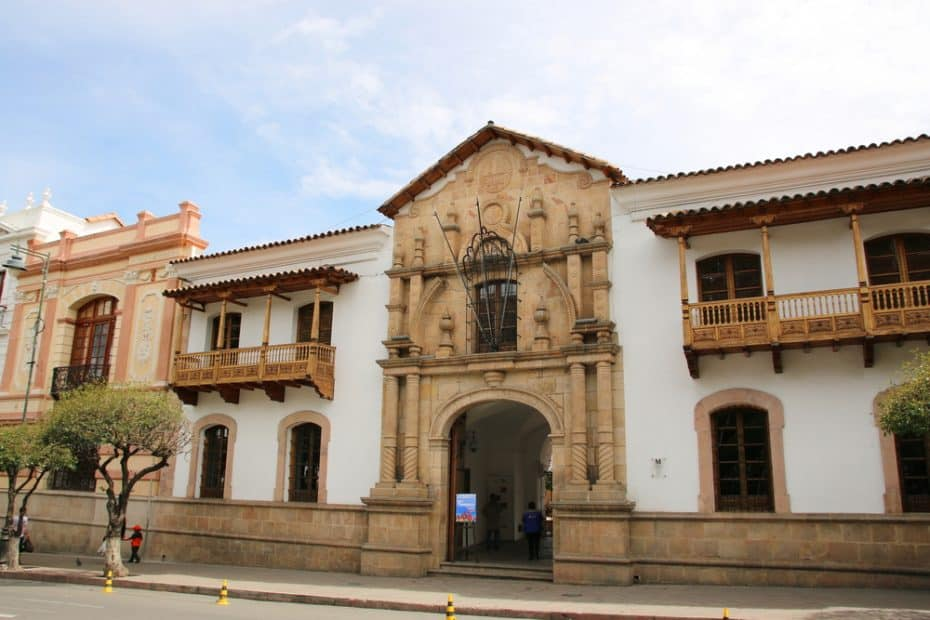 Casa de la Libertad de Sucre