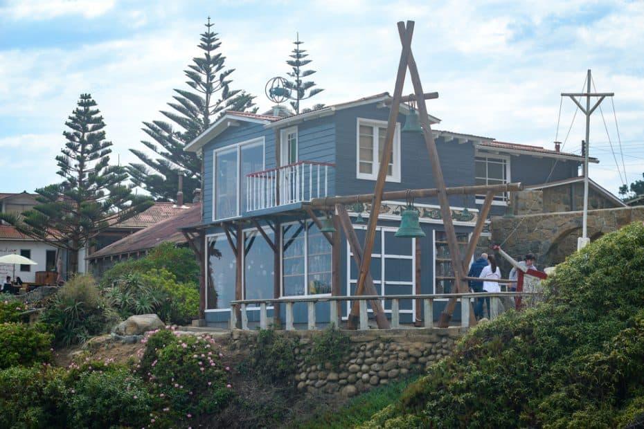 Casa Museo Isla Negra