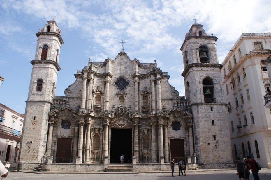 precio entrada catedral de la virgen maria de la concepcion inmaculada de la habana