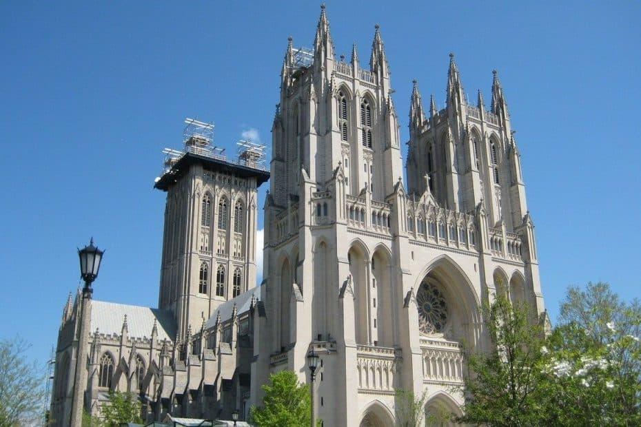 precio entrada catedral nacional de washington