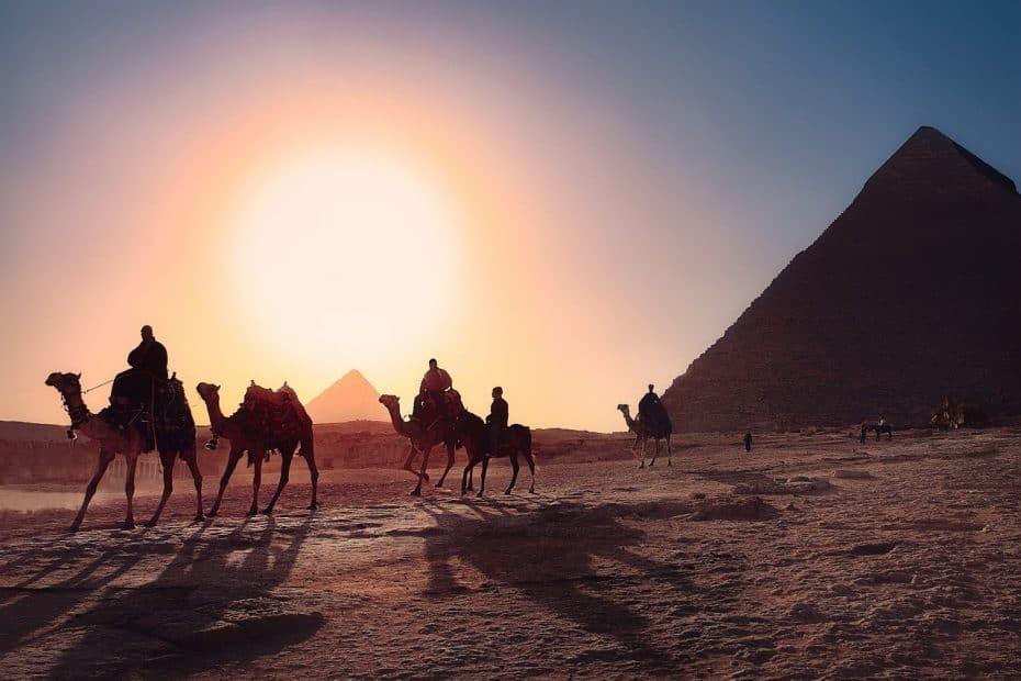 razones para viajar a egipto