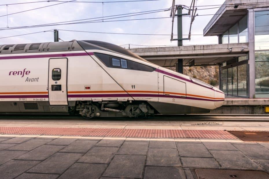 Teléfono Estación de Renfe de Valladolid