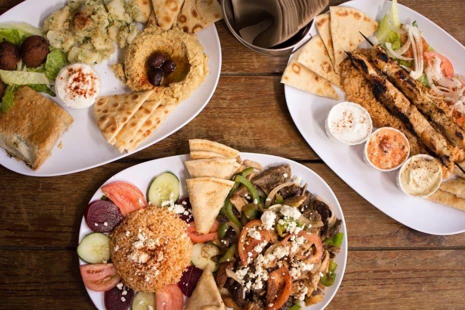 platos tipicos de grecia