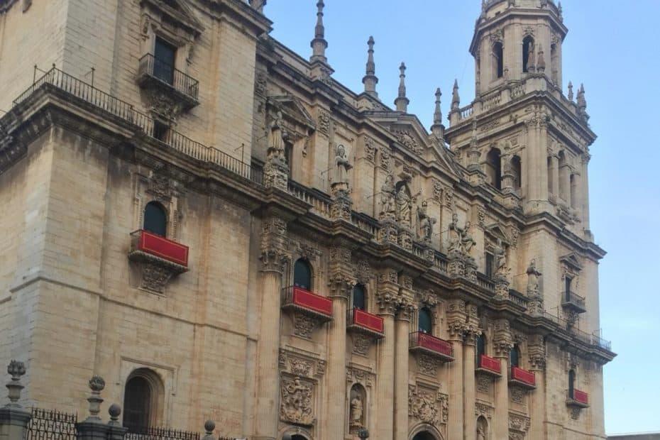 precio entrada catedral de jaen