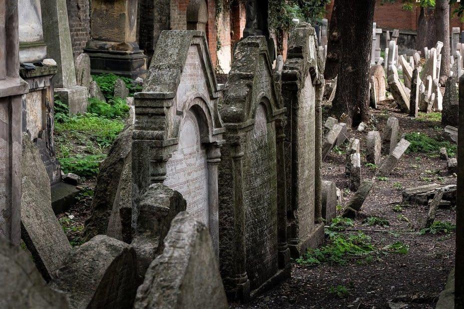 precio entrada cementerio judio de praga