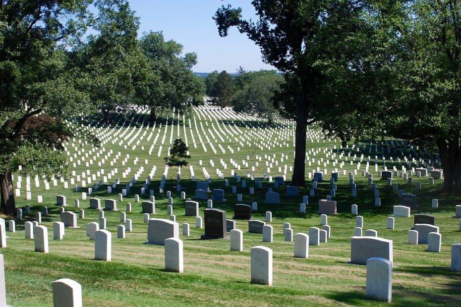 precio entrada cementerio nacional de arlington en virginia