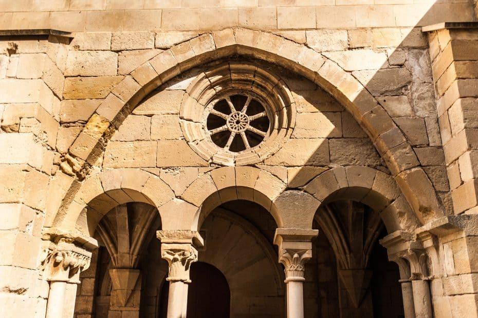 precio entrada monasterio de santes creus