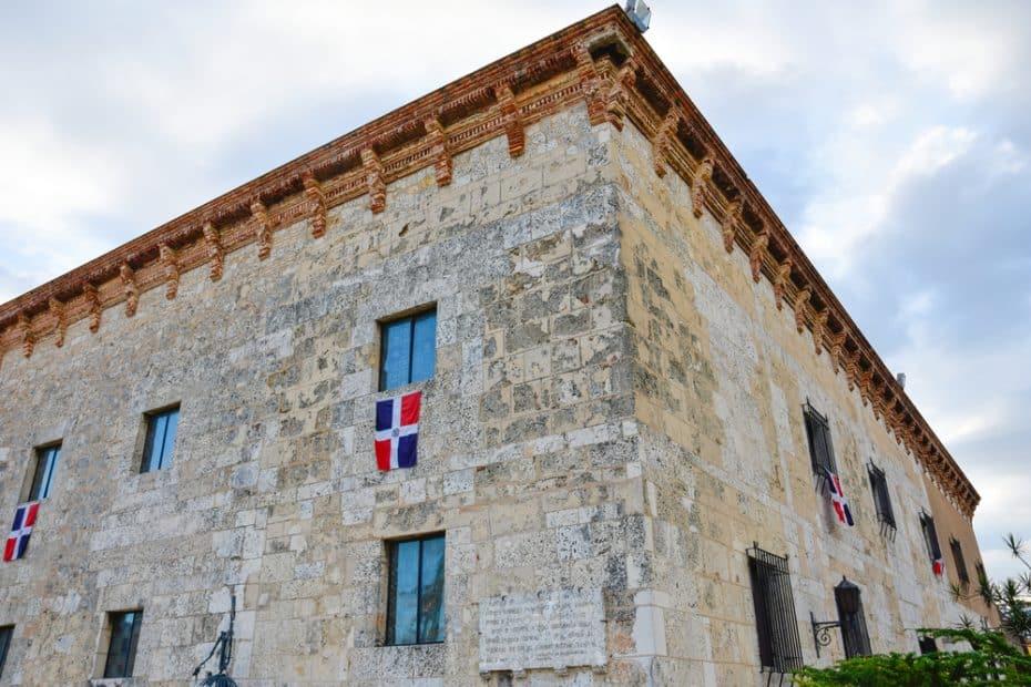 Museo de las Casas Reales en Santo Domingo