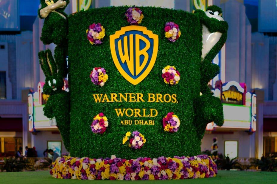 Warner Bros World de Abu Dhabi